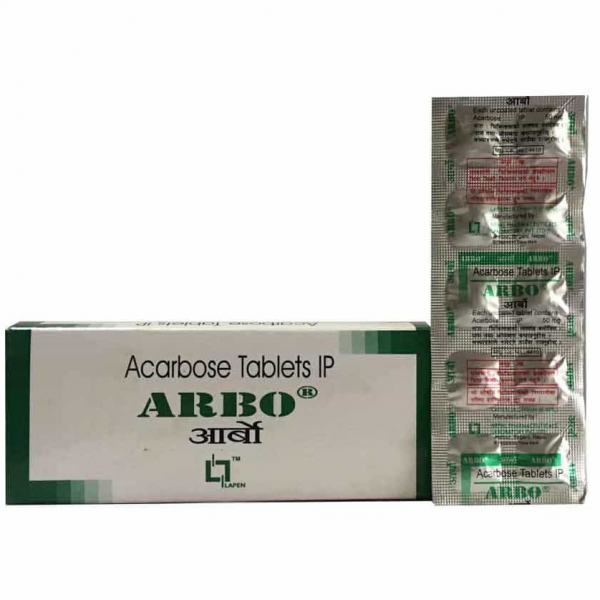 Arbo 50mg Tablet